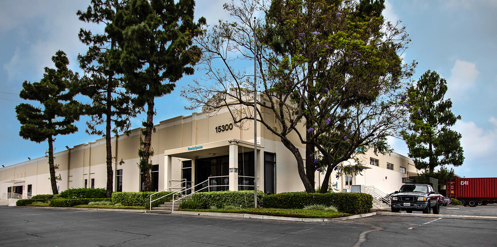 Anaheim warehouse space for rent