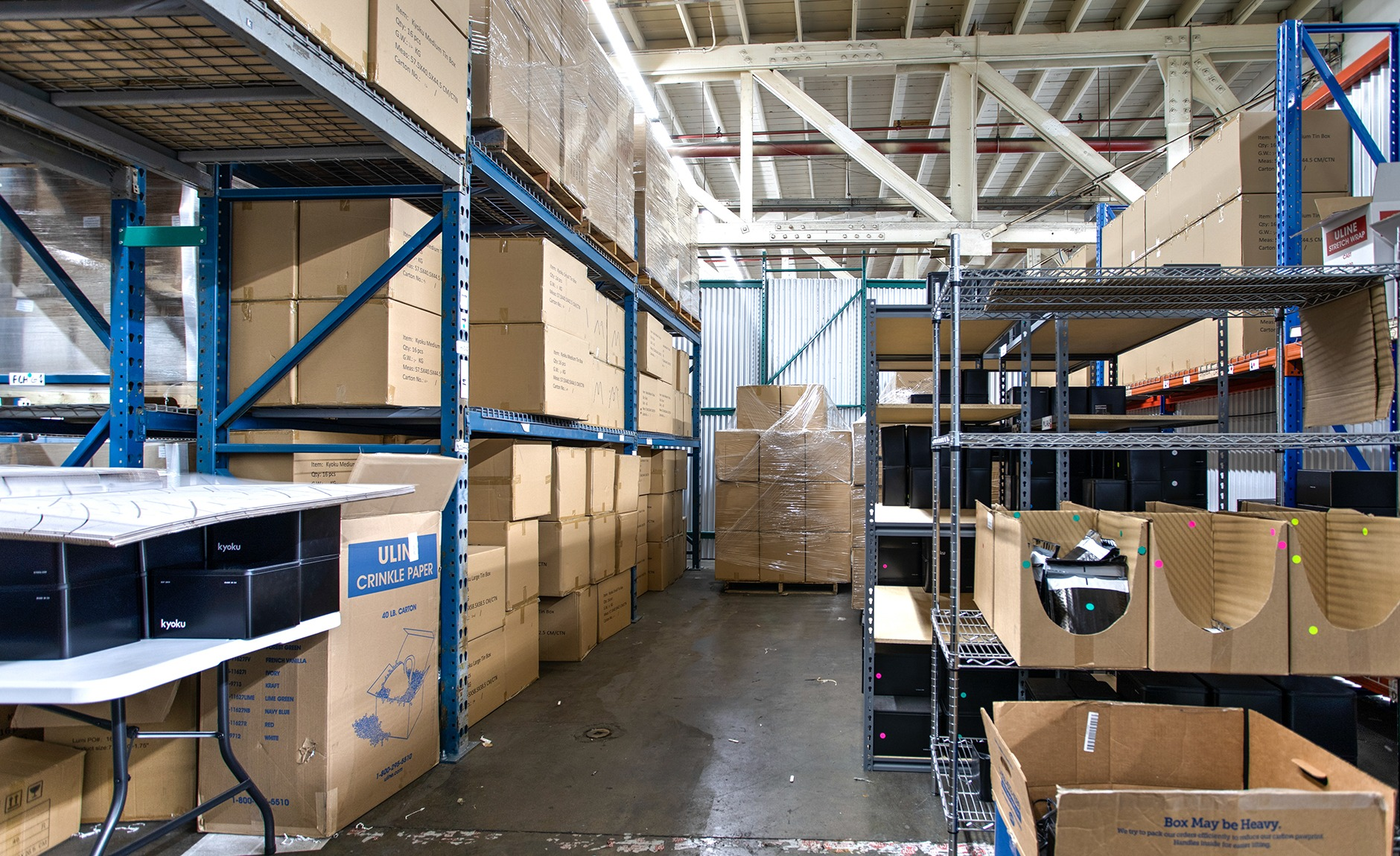 small business warehouse space los angeles