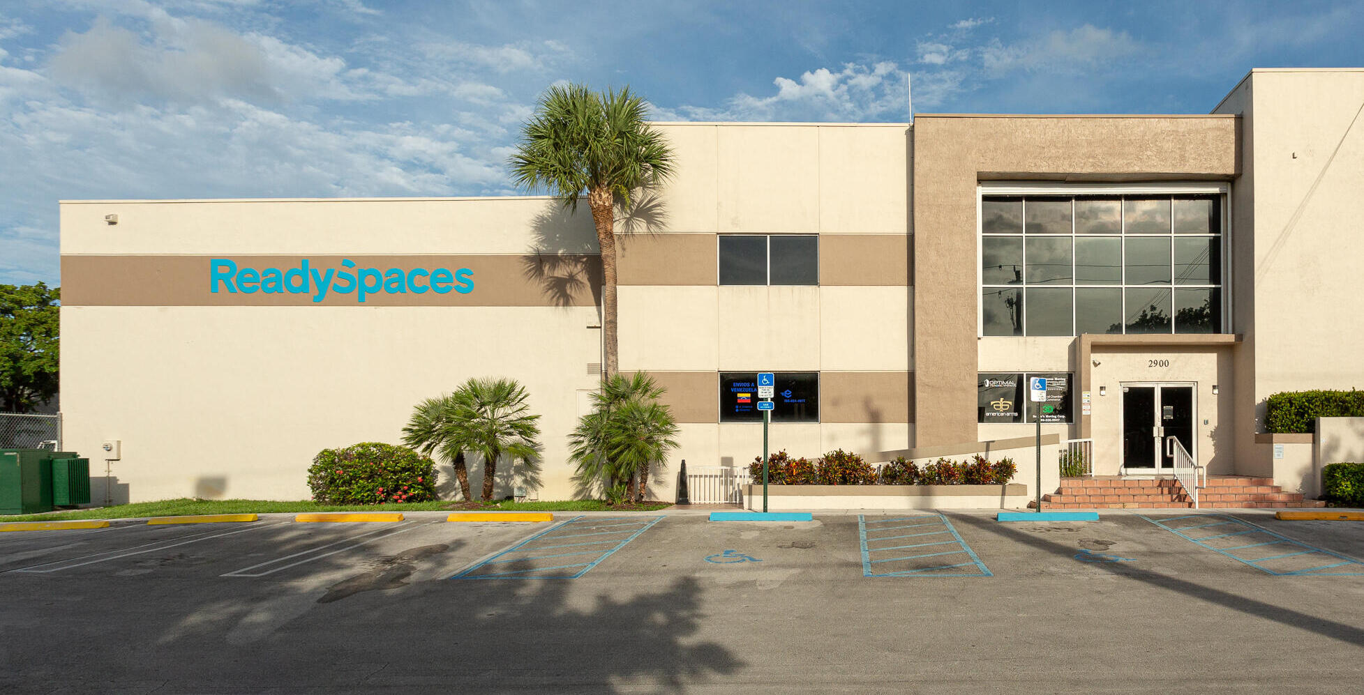 Doral warehouse space for rent