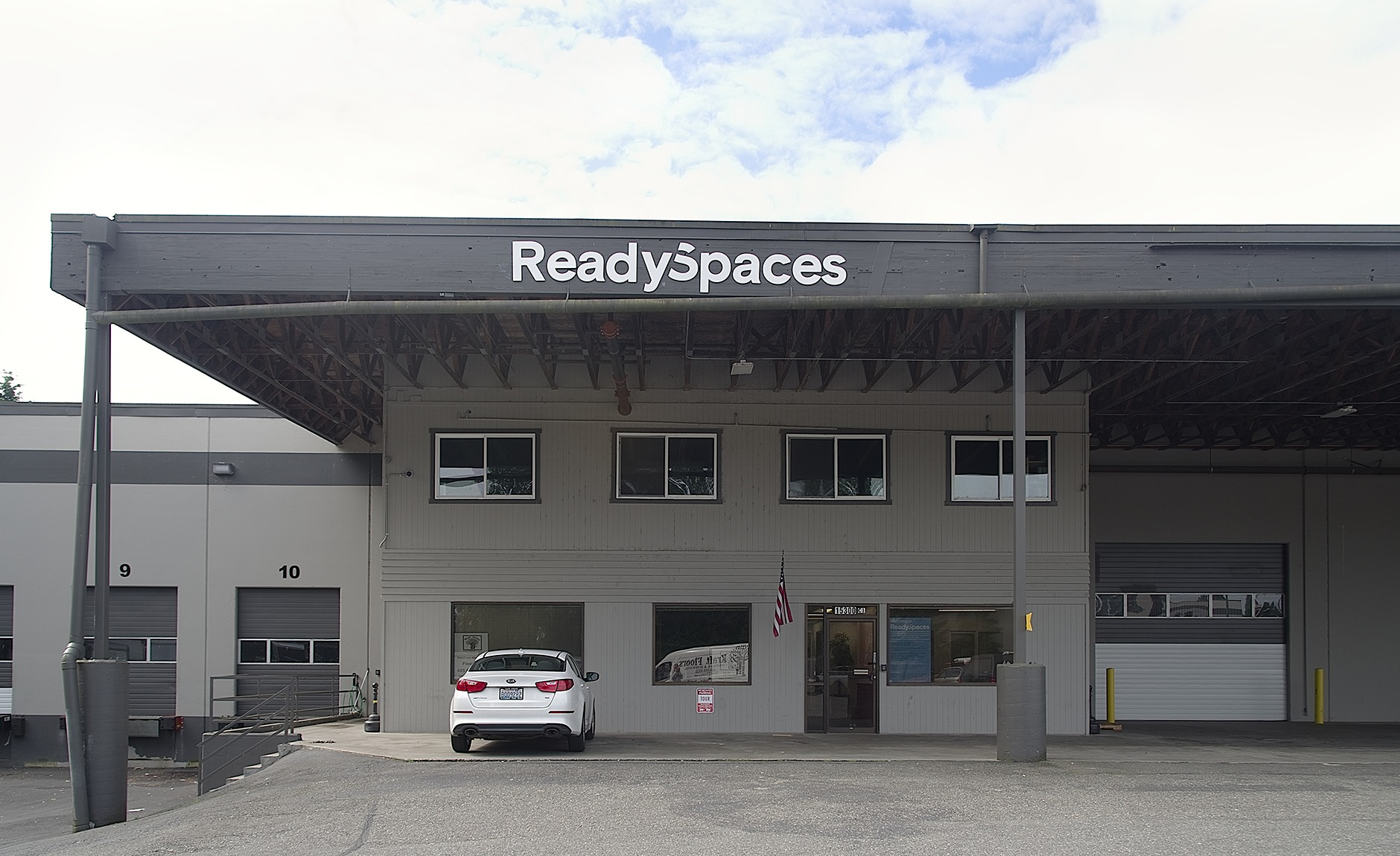 Redmond warehouse space for rent