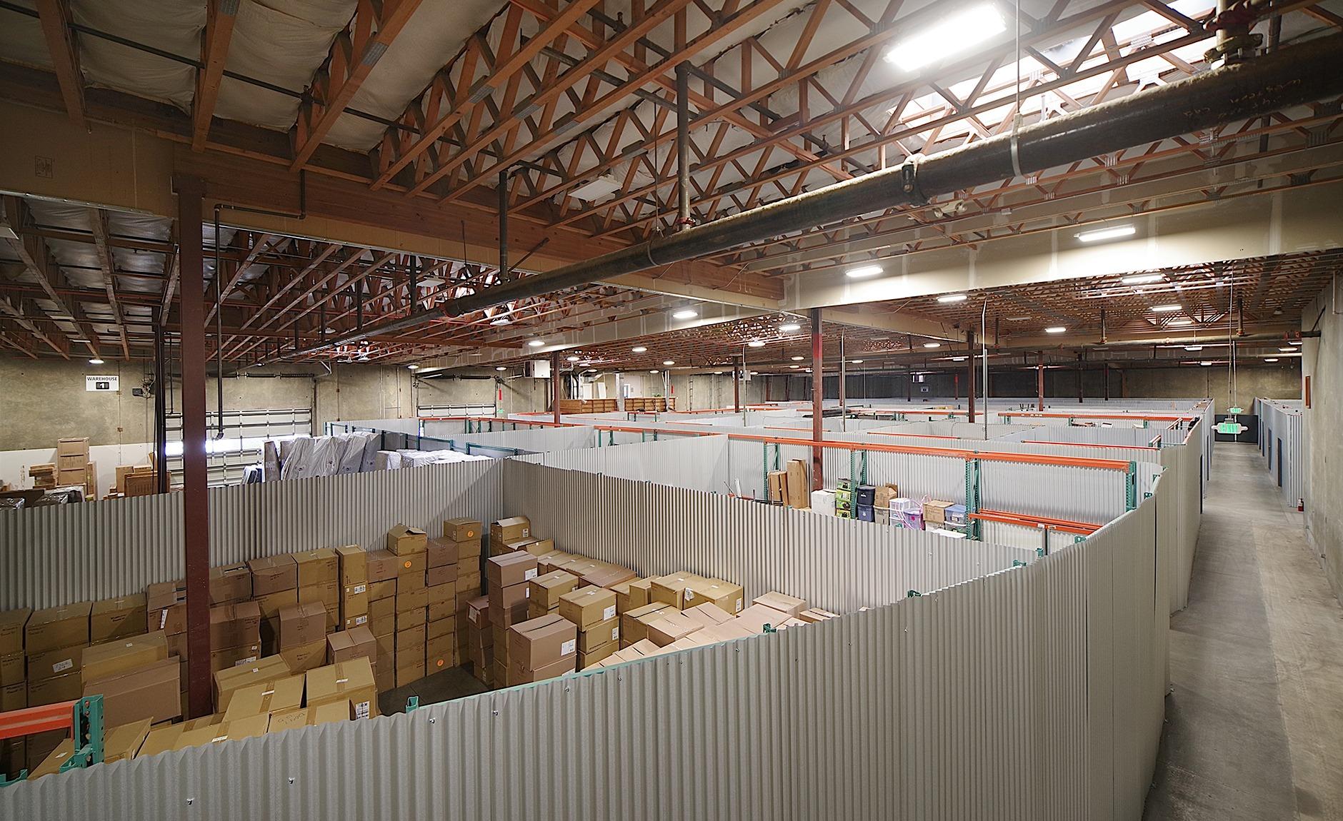 redmond business storage
