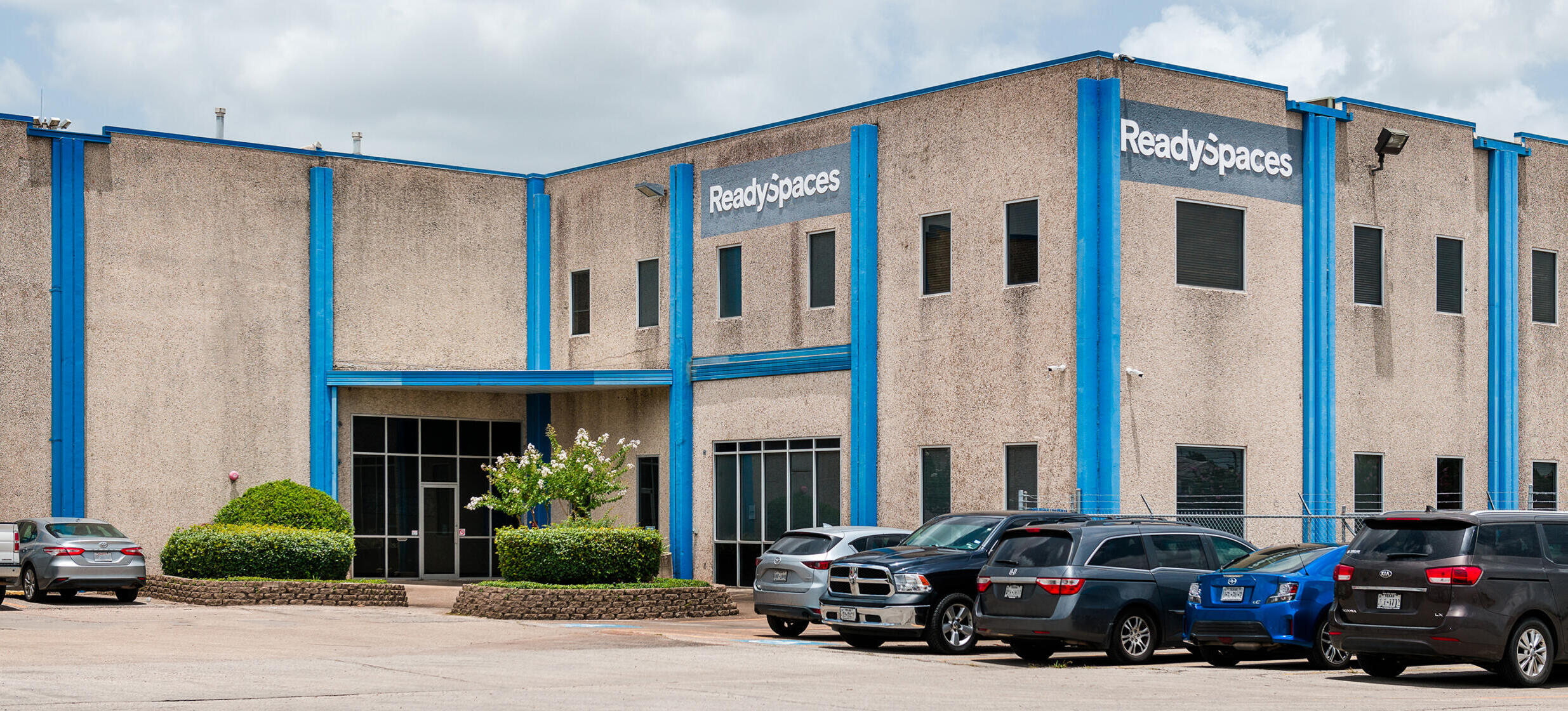 Houston warehouse space for lease