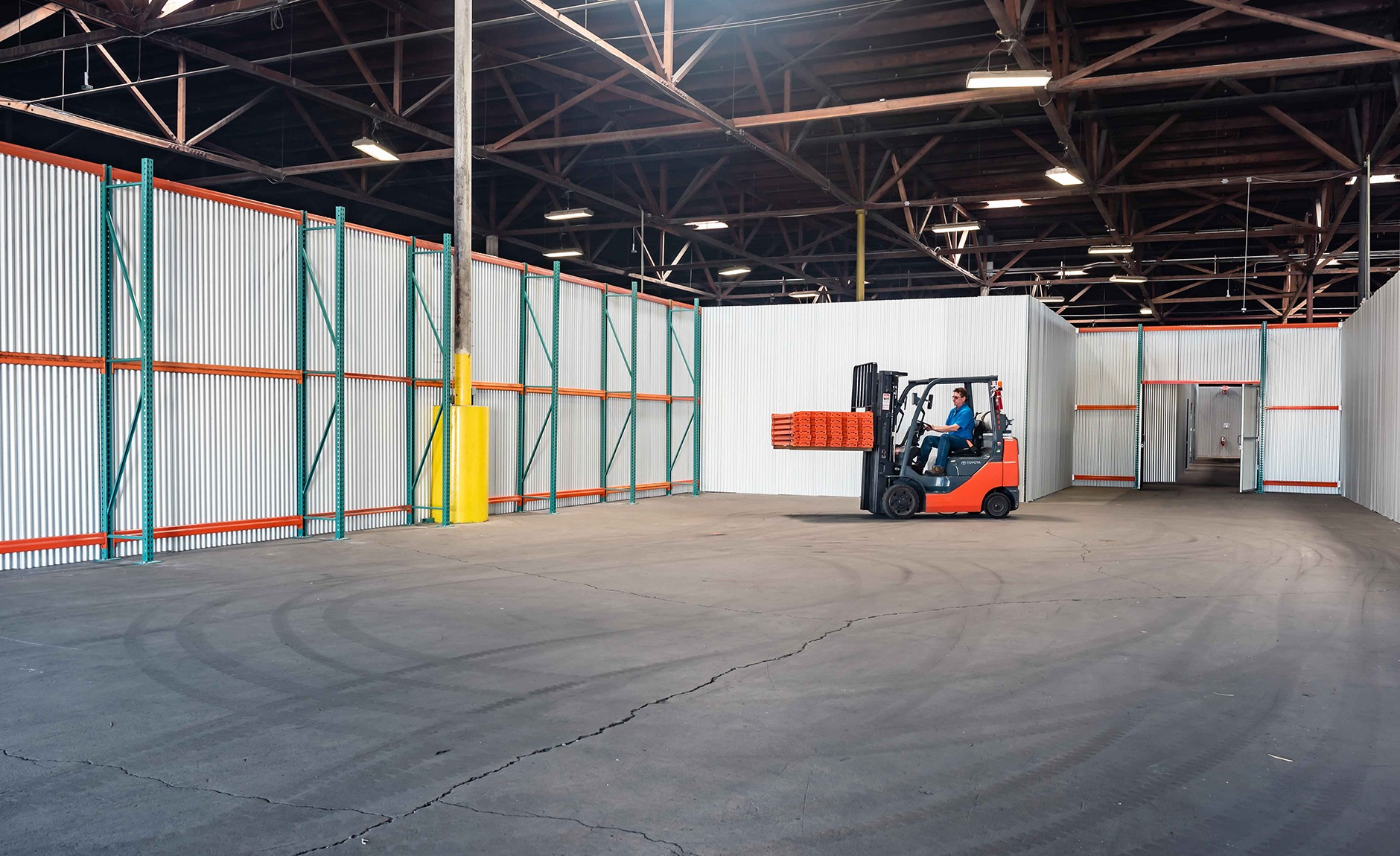 san jose small business warehouse space