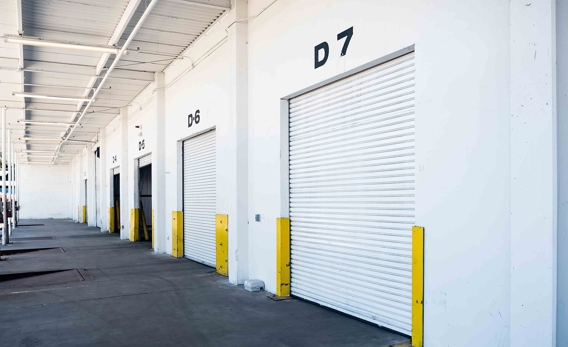 San Jose warehouse space for rent