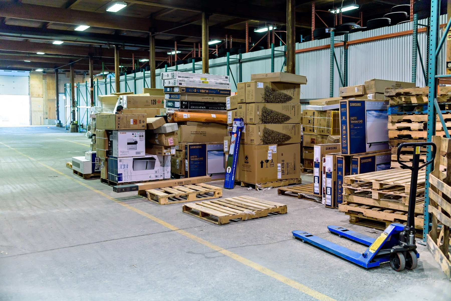 surrey warehouse storage