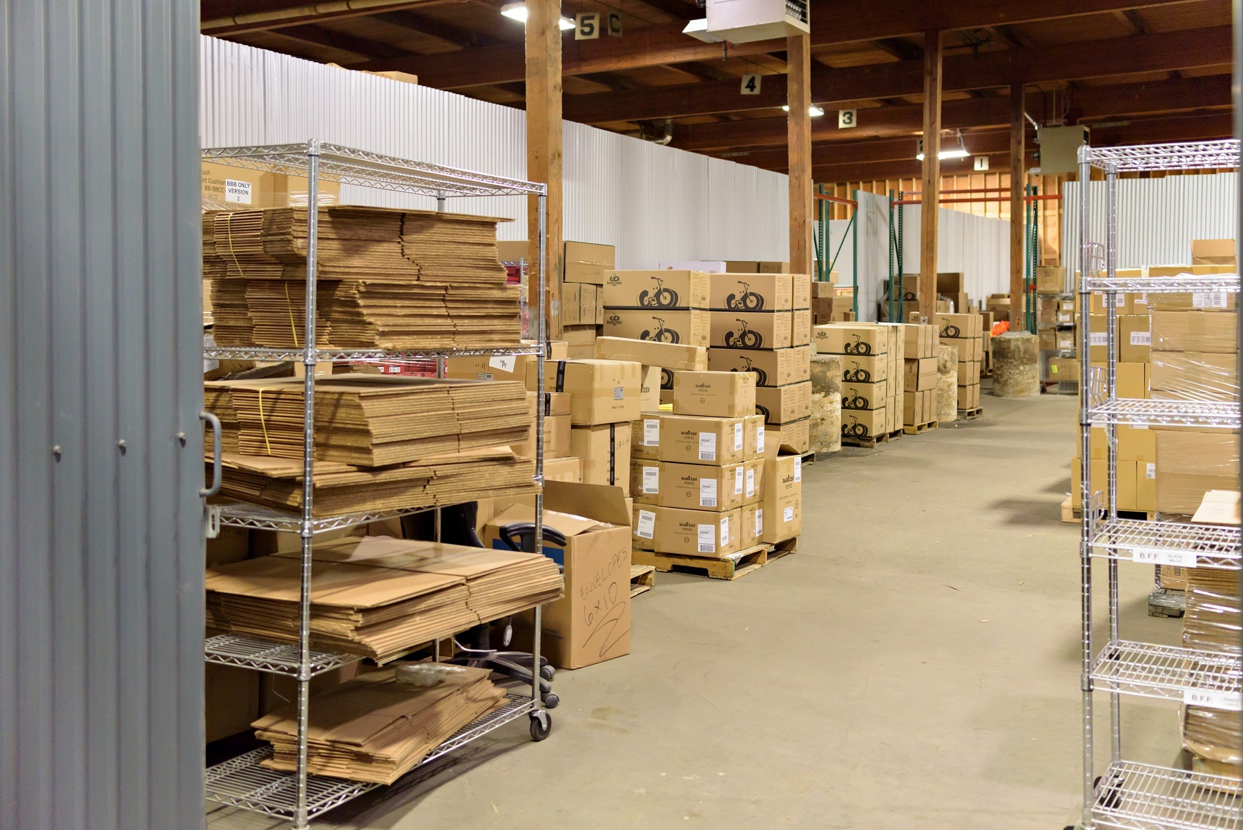 surrey small business storage