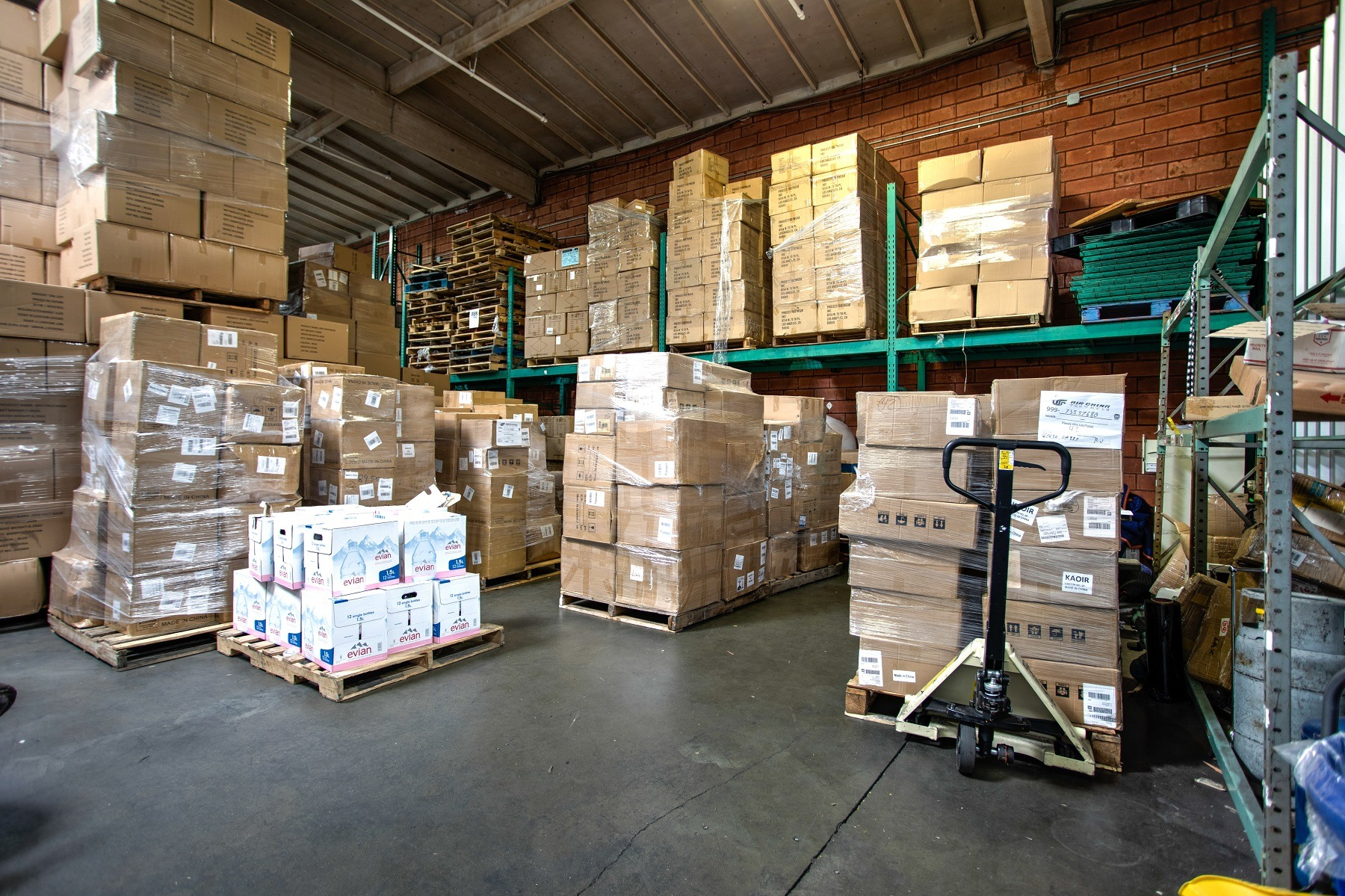 oyster point small business warehouse